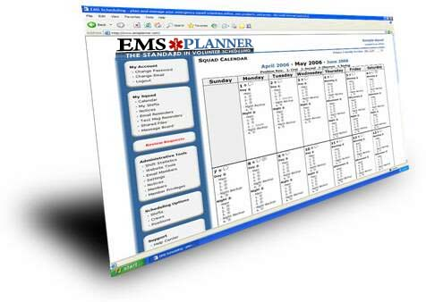 ems volunteer scheduling plan and manage your emergency medical